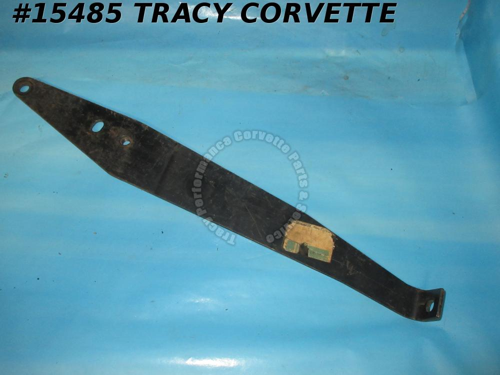 1965-1967 Corvette Bumper Bracket GM# 3866405 Center Through Grille Left  *NOS*