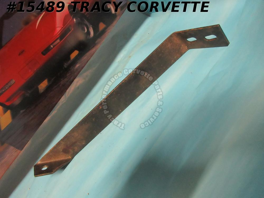 1964-1967 Corvette Bumper Bracket GM#3848218 Front Outer Right Original 'D' Logo