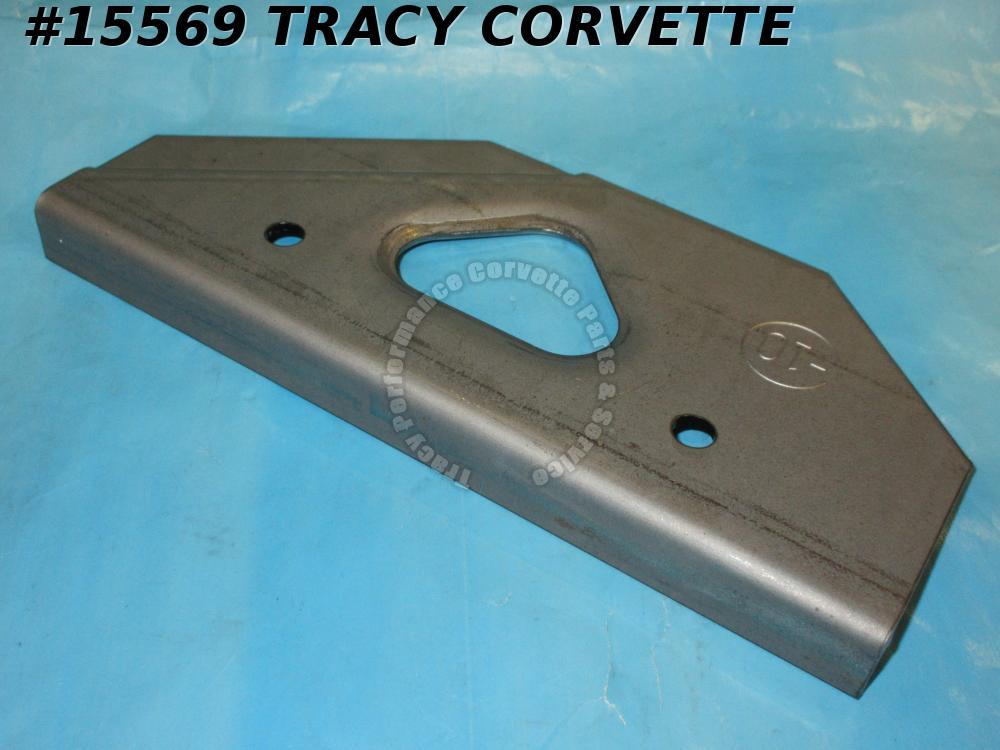 1965-1974 Corvette Frame Gusset - Rear Left