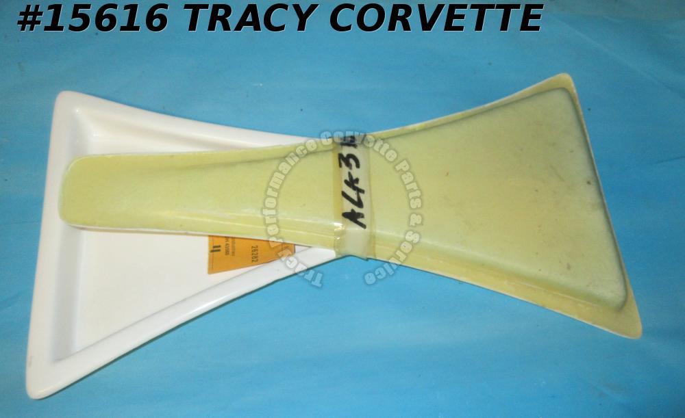"1984-1996 Corvette Hood Duct Naca Large 12"" Long - Pair     ***InStock***"
