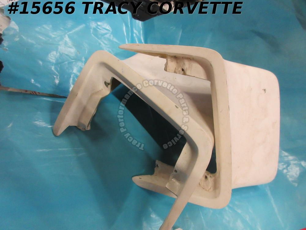 1980-1982 Corvette Side Fender Louvers SE Style  Pair