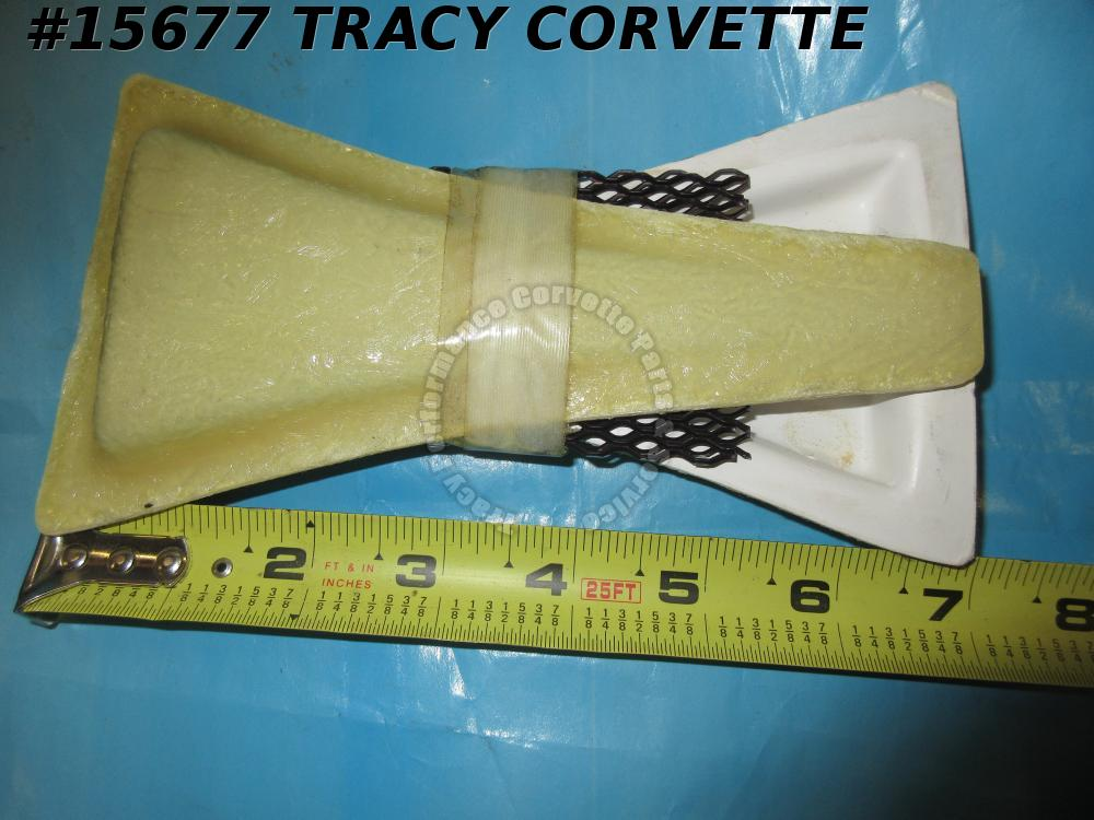 "1984-1996 Corvette Hood Duct Naca Small 5"" Long - Pair     ***InStock***"