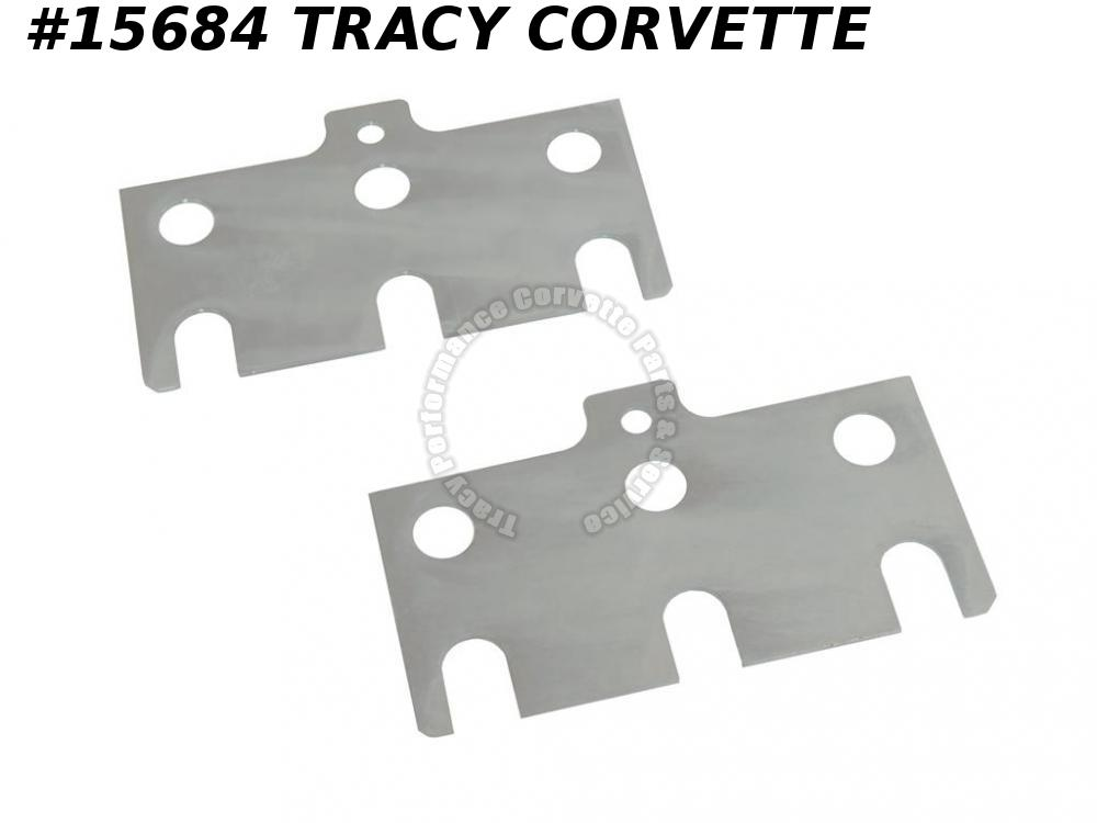 1963-1967 Corvette Door Hinge Shim GM# 3833099 -  Set Of 2