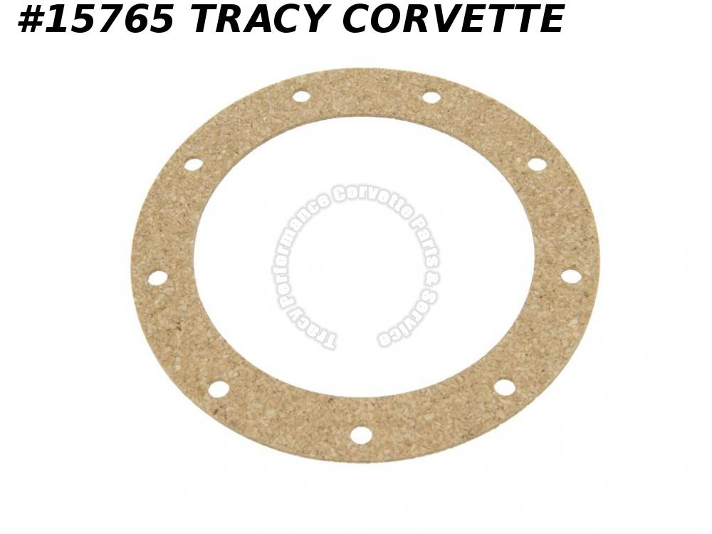 1963-1974 Corvette Gas Filler Neck Gasket To Tank Cork 3825206