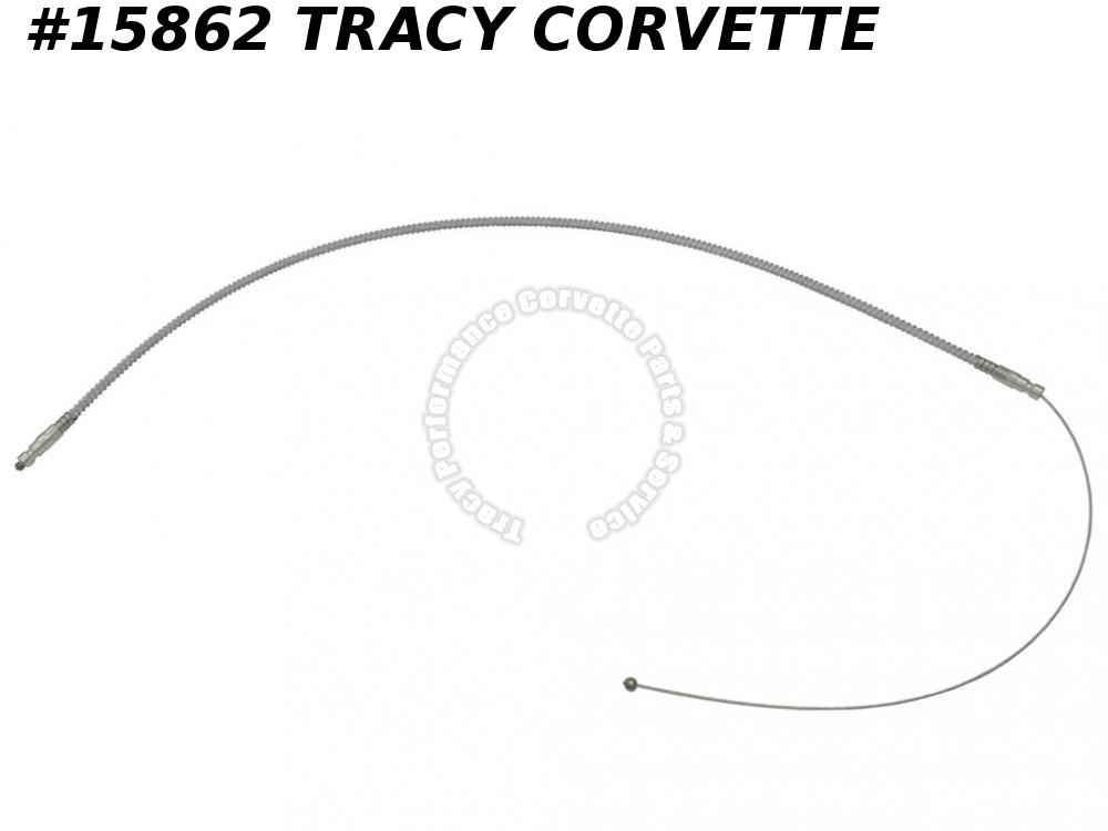 1964-1966 Corvette GM #3842936 Parking / Emergency Brake Cable - Front