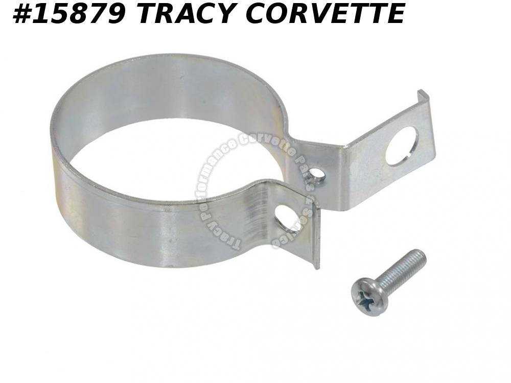 1968-1969 Corvette Fuel Filter Bracket For Gf 432 Filter