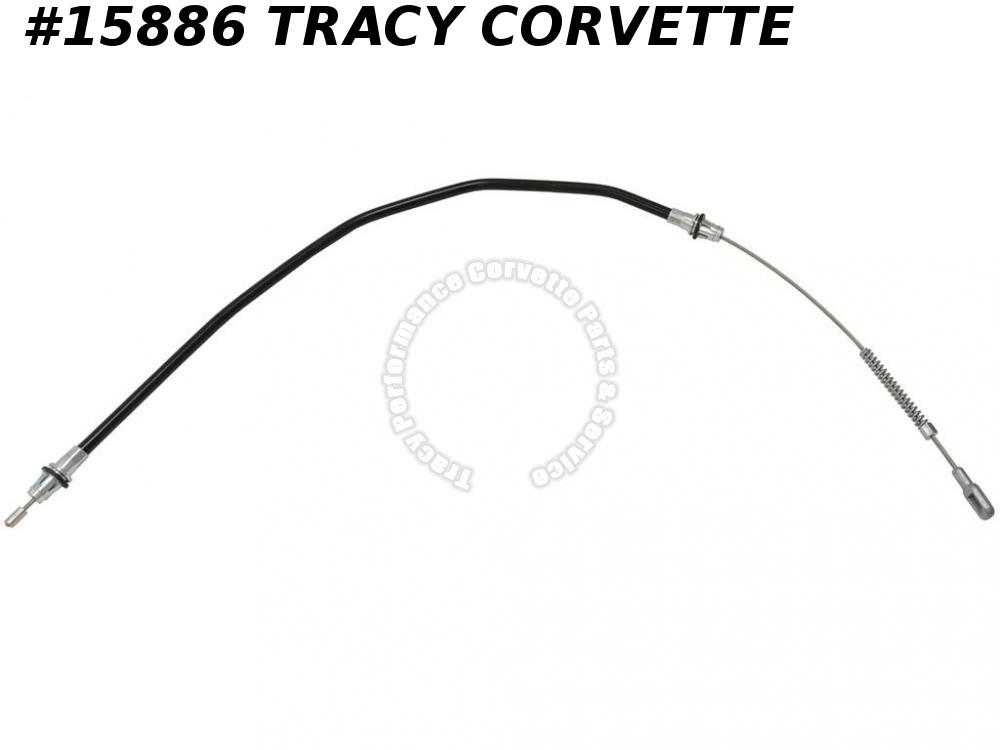 1984-1987 Corvette Rear Parking Brake Cable 14048982 Right Emergency **InStock**