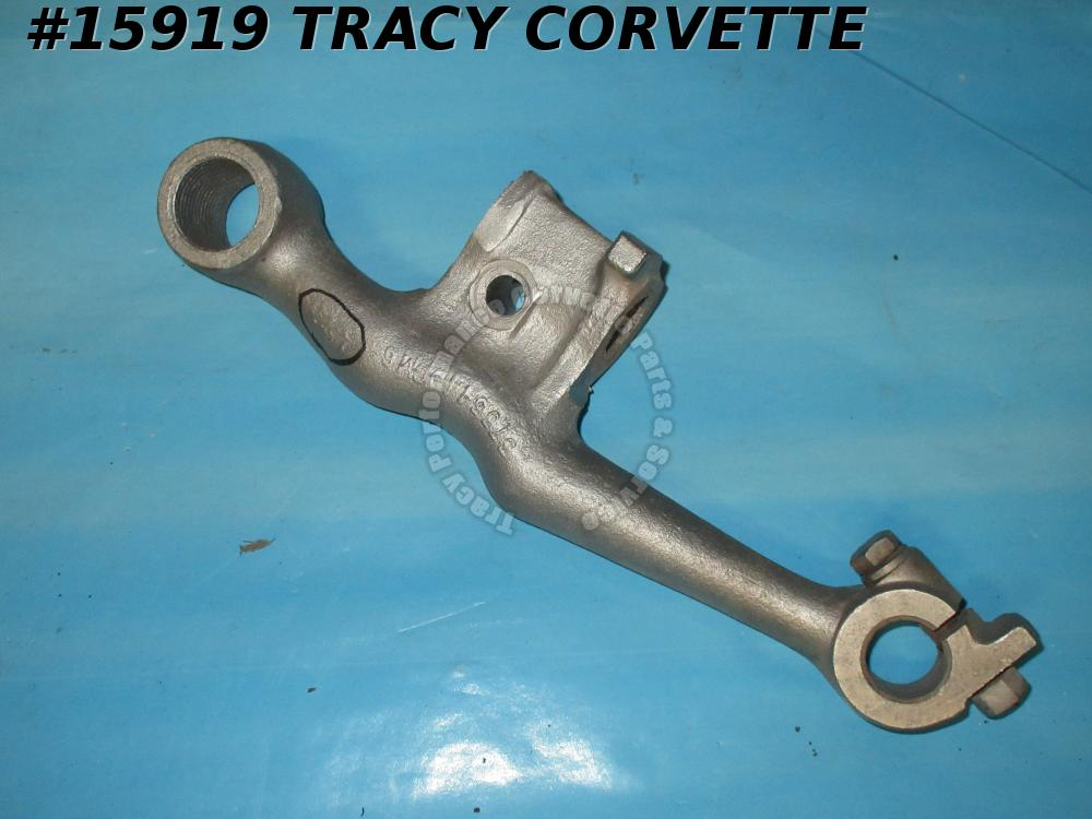 1953-1962 Corvette Steering Knuckle 3733449 Vertical Support   Left Hand