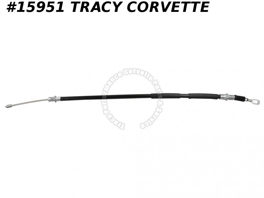 1988-1996 Corvette Rear Parking 10052229 10284281 Emergency Brake Cable
