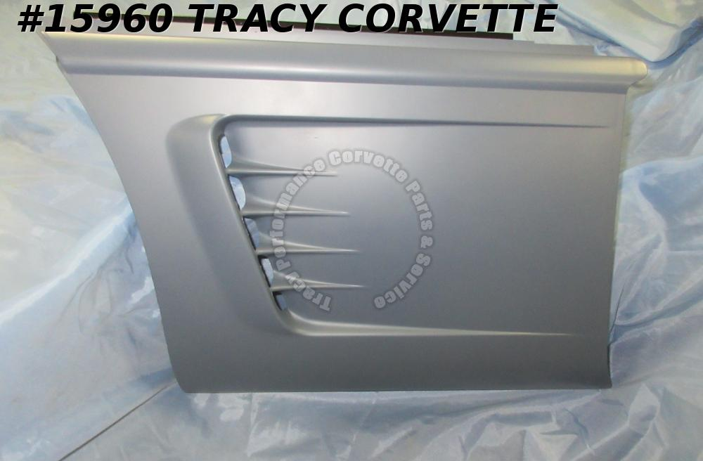 1995-1996 Corvette Fender Side Body Panel 10254395 Left Hand GM Original NOS