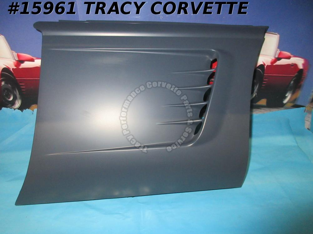 1995-1996 Corvette Fender Side Body Panel 10254396 Right Hand GM Original NOS