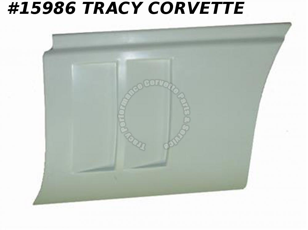 1984-1990 Corvette Fender Side Body Panel 14030217 Left HLU Fiberglass