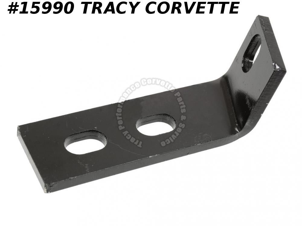 1968-1972 Corvette GM# 3932845 Bumper Guard Extension Bracket Left