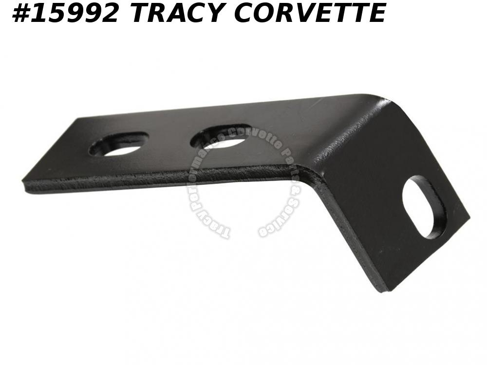 1968-1972 Corvette Bumper Guard Extension Bracket GM# 3932846 Right