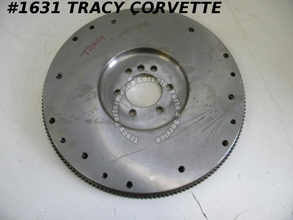 "1955-1985 SB Chevy Used 383/400 Unbalanced Centerforce Flywheel 14"" OD 168 Teeth"