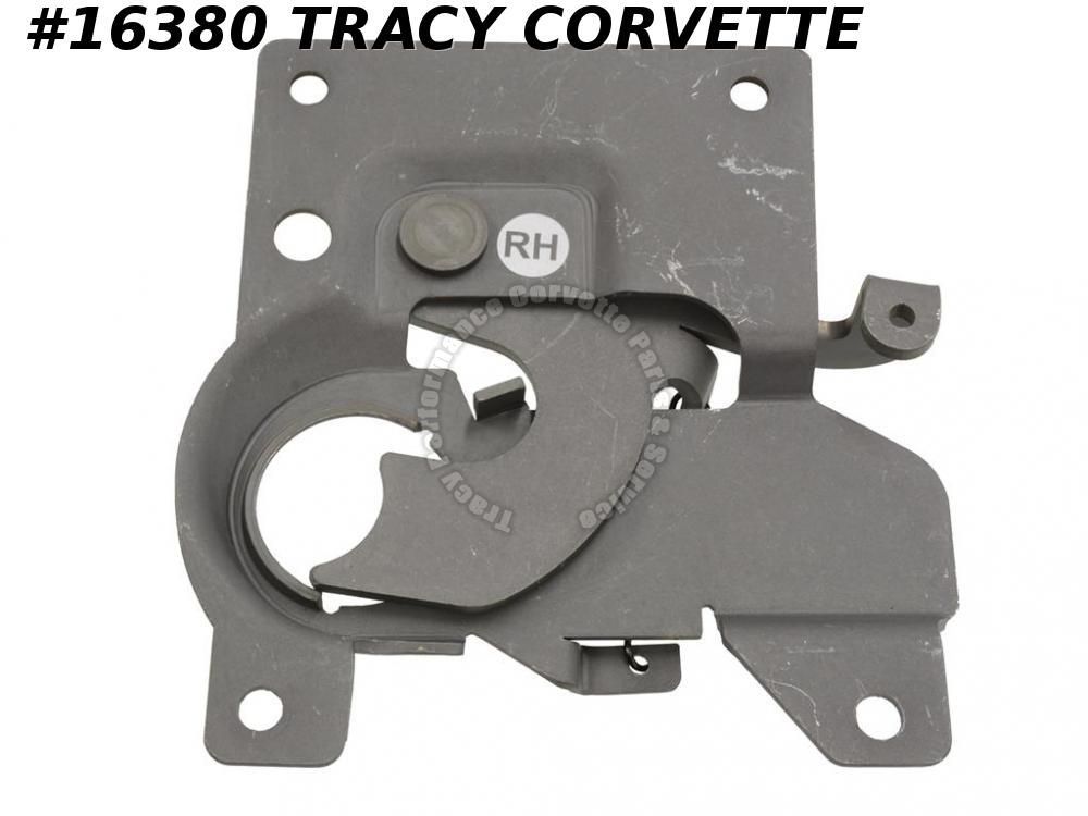 1970-1976 Corvette Female Hood Latch-on Hood GM# 3966628 Right