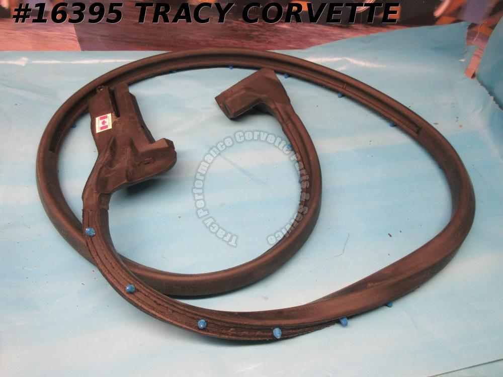 1990-1996 Corvette NOS Door Weatherstrip GM# 10269866 Right Hand C4 Discontinued