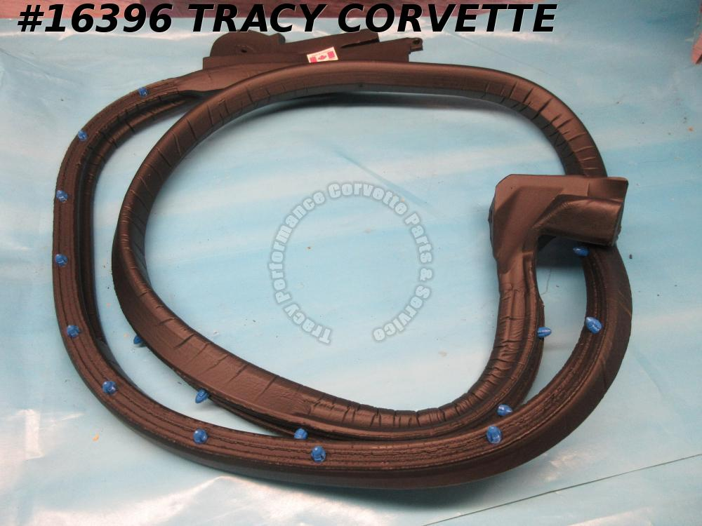1990-1996 Corvette Door Weatherstrip GM# 10269865 Left Hand