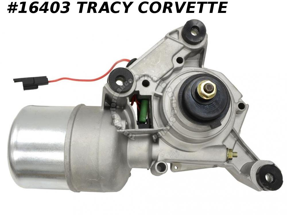 1969-1972 Corvette Windshield Wiper Motor OEM Replacement