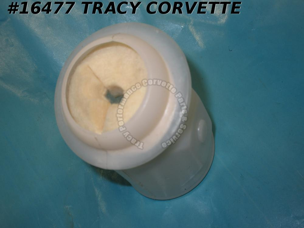 1964-1967 Corvette Power Brake Booster Boot Between Firewall and Booster w/ Felt