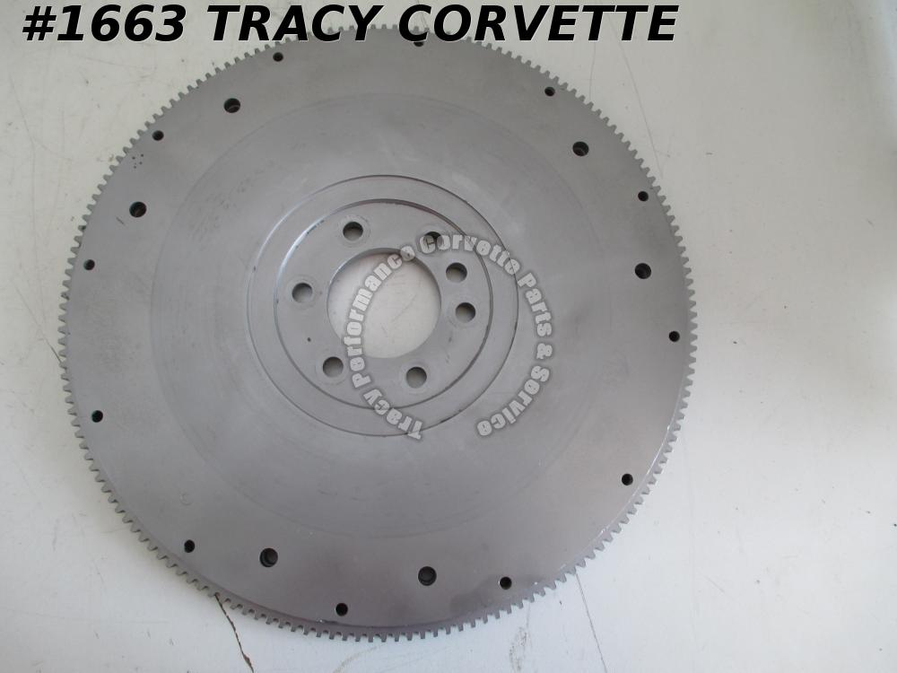 1970-74 Corvette Used RARE Orig Dual Disc 454 Flywheel 71 72 73 External Balance