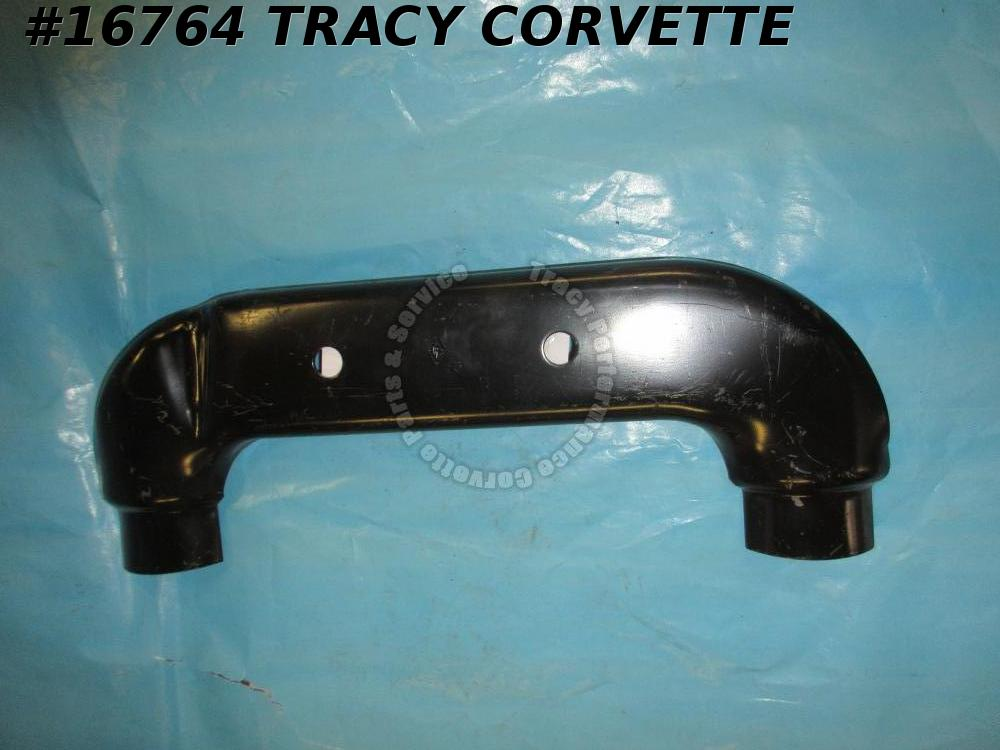 "1964-1975 Corvette GM# 3853723 Center Exhaust Hanger Bracket  2"" w/ Manual Trans"