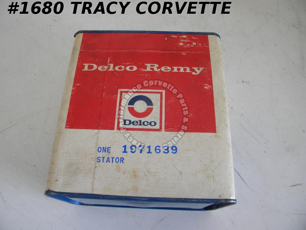 1976-1981 Chevy Pont. Olds GM NOS 1971639 Delco Alternator Stator w/55,61,63 Amp