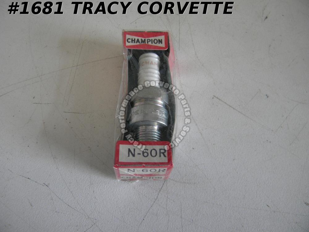 1920-2020 Champion Spark Plugs N-60R N60R Motorcycle Racing    Sold Each