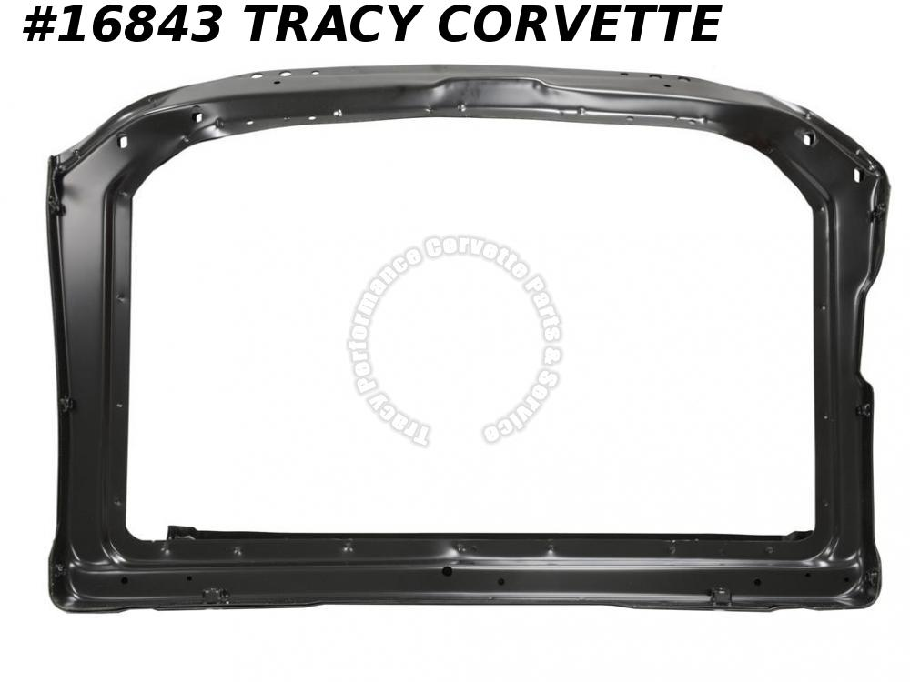 1979-1981 Corvette Radiator Core Support GM# 14016009        ***InStock***  1980