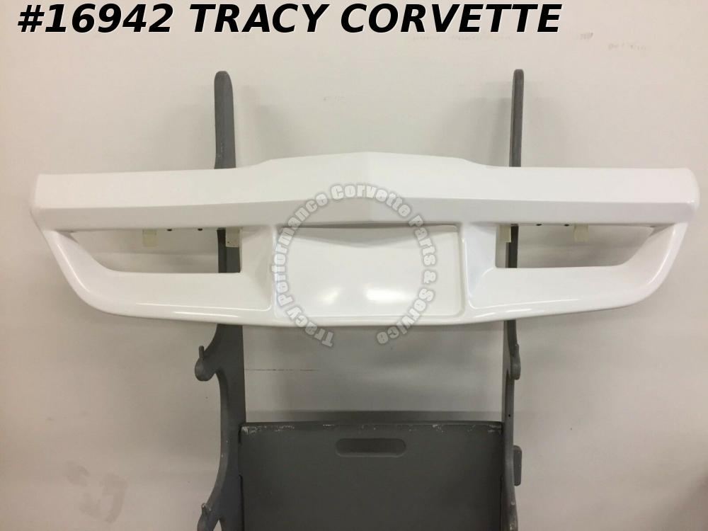 1975-1979 Corvette Custom Front Bumper 80-82 Look w/ 75-79 Grilles  Second