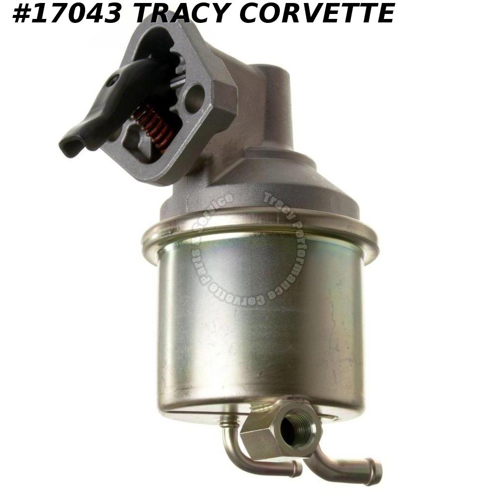 1970-1981 Corvette Mechanical Fuel Pump GM# 6441240 6640769 5.7L Delphi MF0026