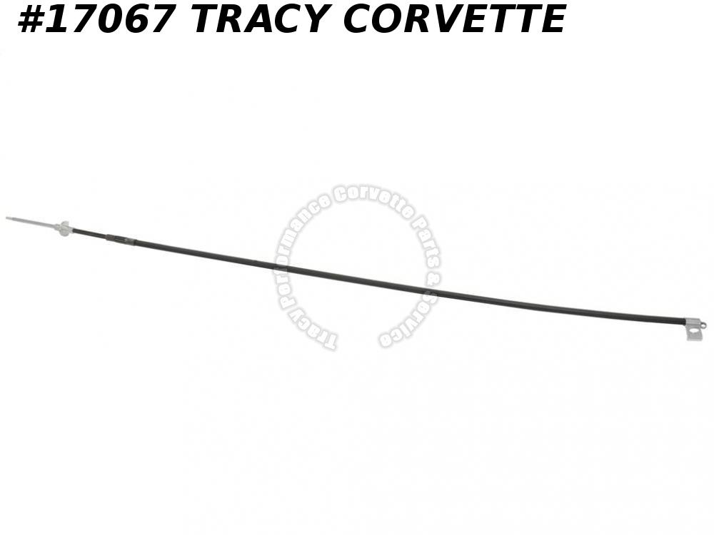1963-1967 Corvette Defrost / Defroster Cable - No Air