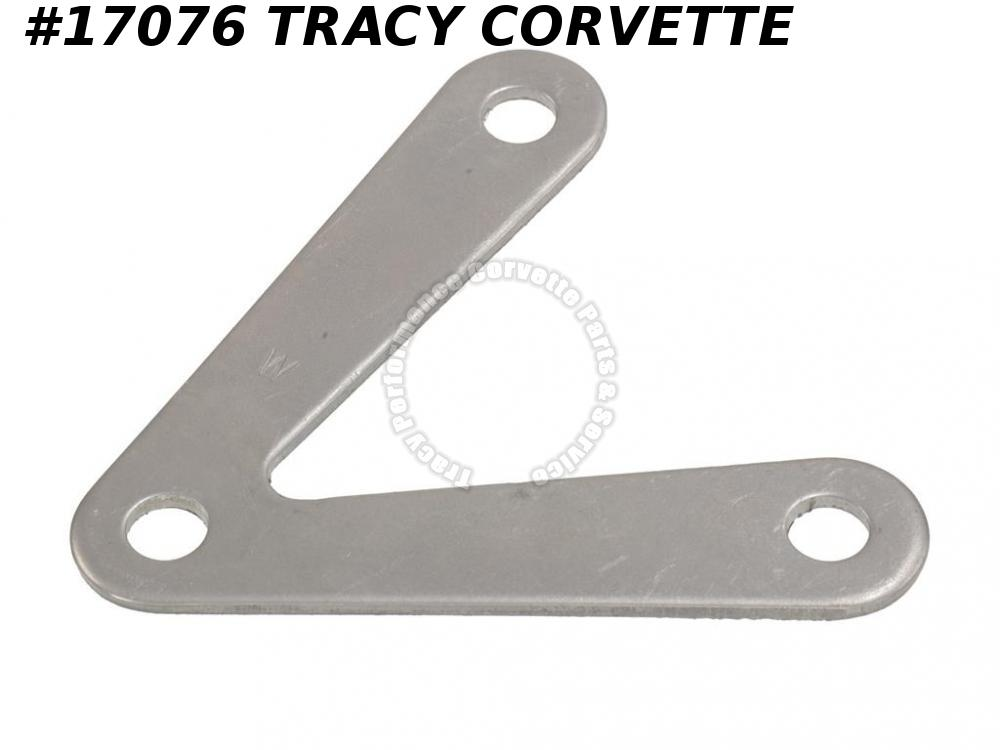1966-1974 Corvette Engine Mount Shim 427 454 w/Air Conditioning   2 Required