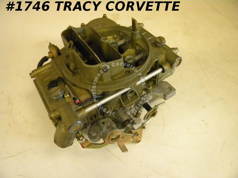 1966 Corvette New 3882835-EO 3370 427/390 1752 Service Date 1752 Holley Carb Asm