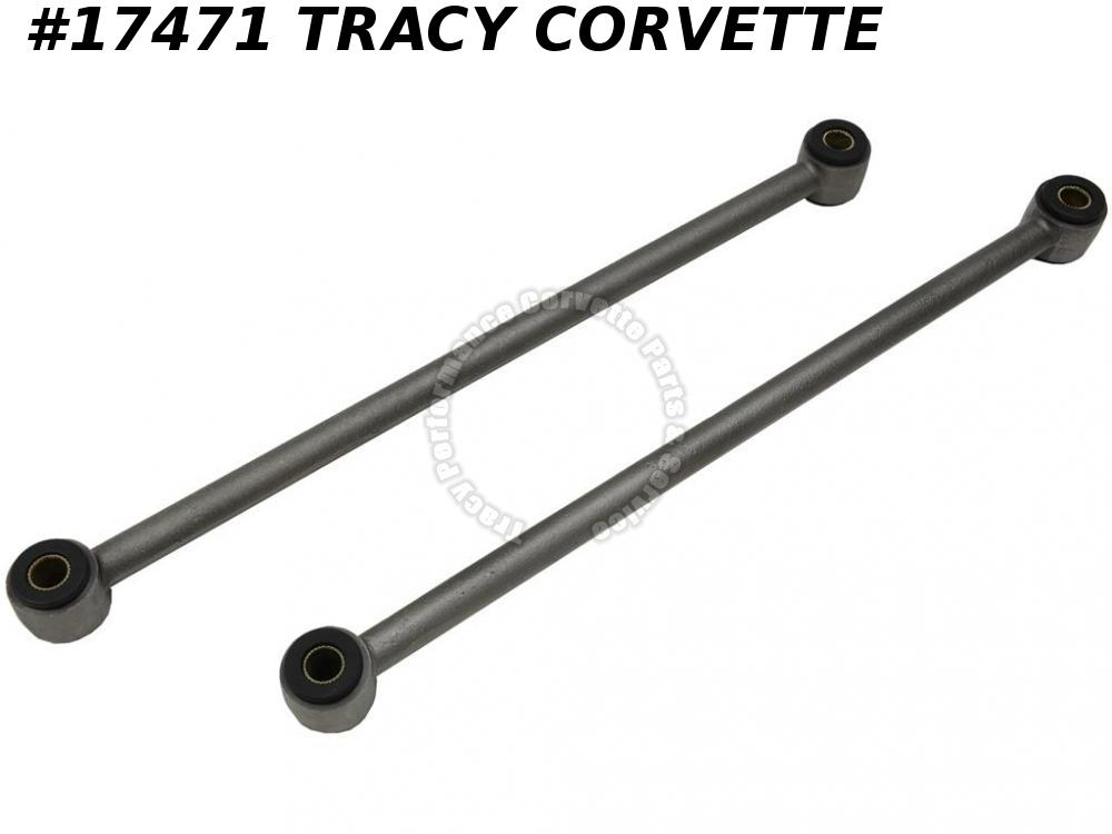 1959-1962 Corvette Rear Strut Rod - With Bushings 3760512 Correct Reproduction