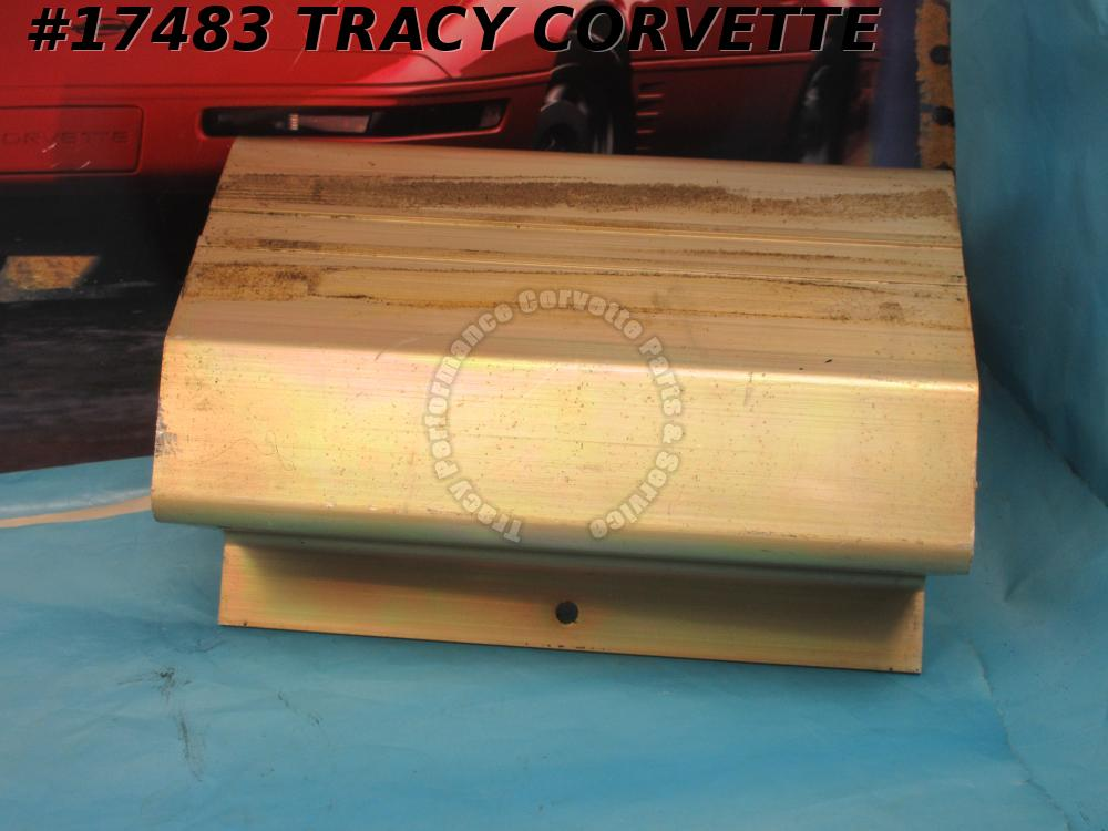 1975-1979 Corvette GM 375997 Rear Bumper Impact Bar Center Upper Support Bracket