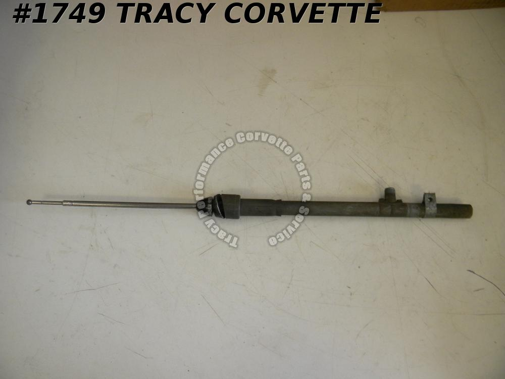 1958L-1960 Corvette Used Original Antenna Mast Assembly 58 Late 1959 59 60