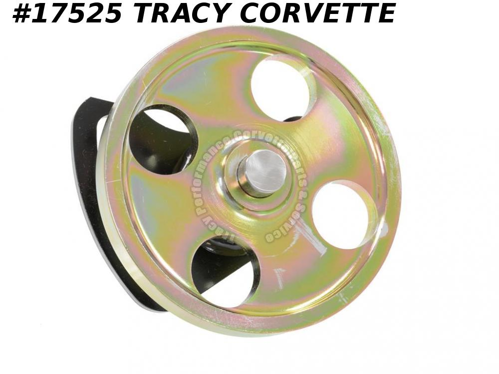 1969-1974 Corvette Idler Pulley GM# 3952332 427 / 454 with Air Conditioning