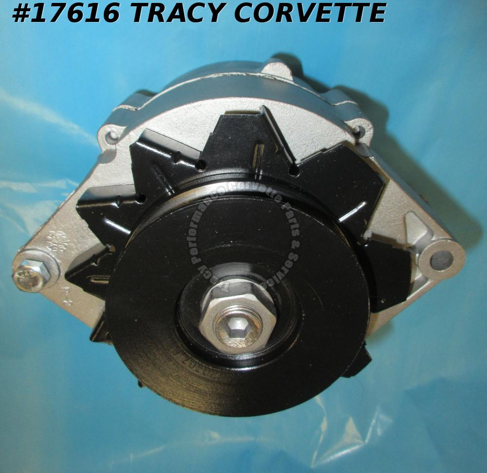 1968 Corvette 1100696 Alternator Dated 8C23 March 23 1968 42 Amp Original