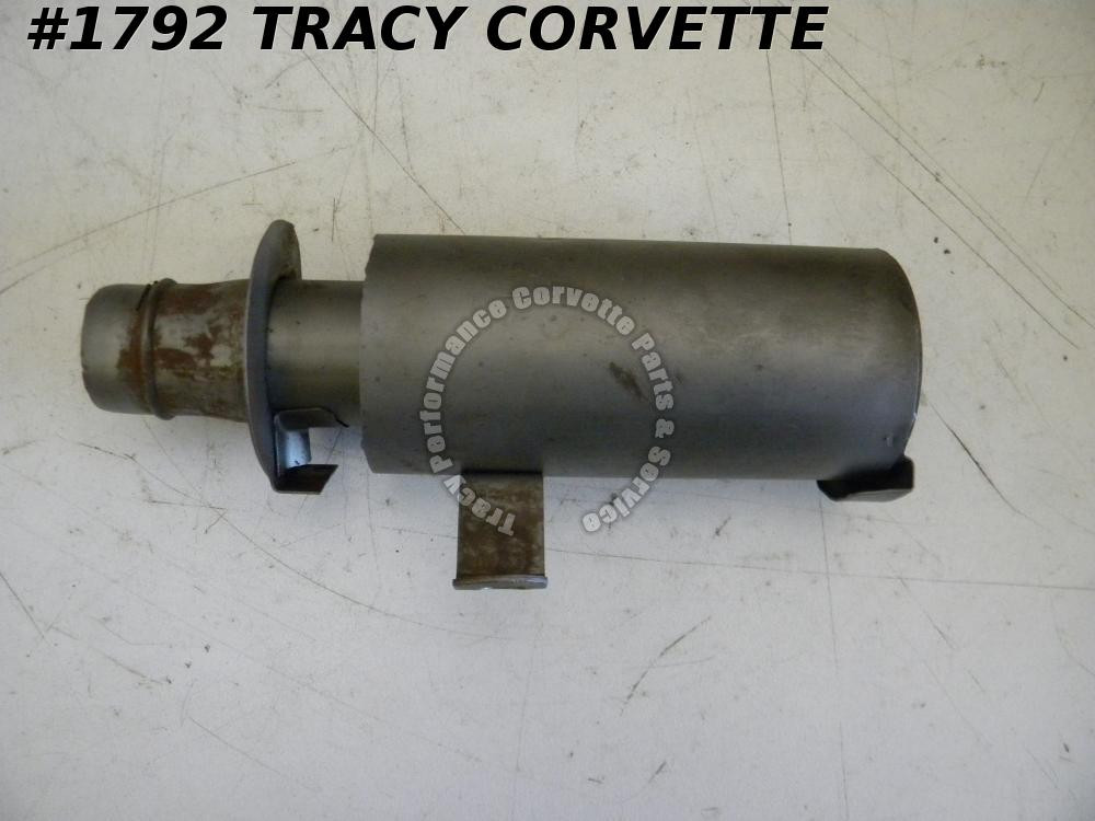 "1955-1957 Corvette Valley Crankcase Vent Canister GM#3728502 Original 7 5/8"" SBC"