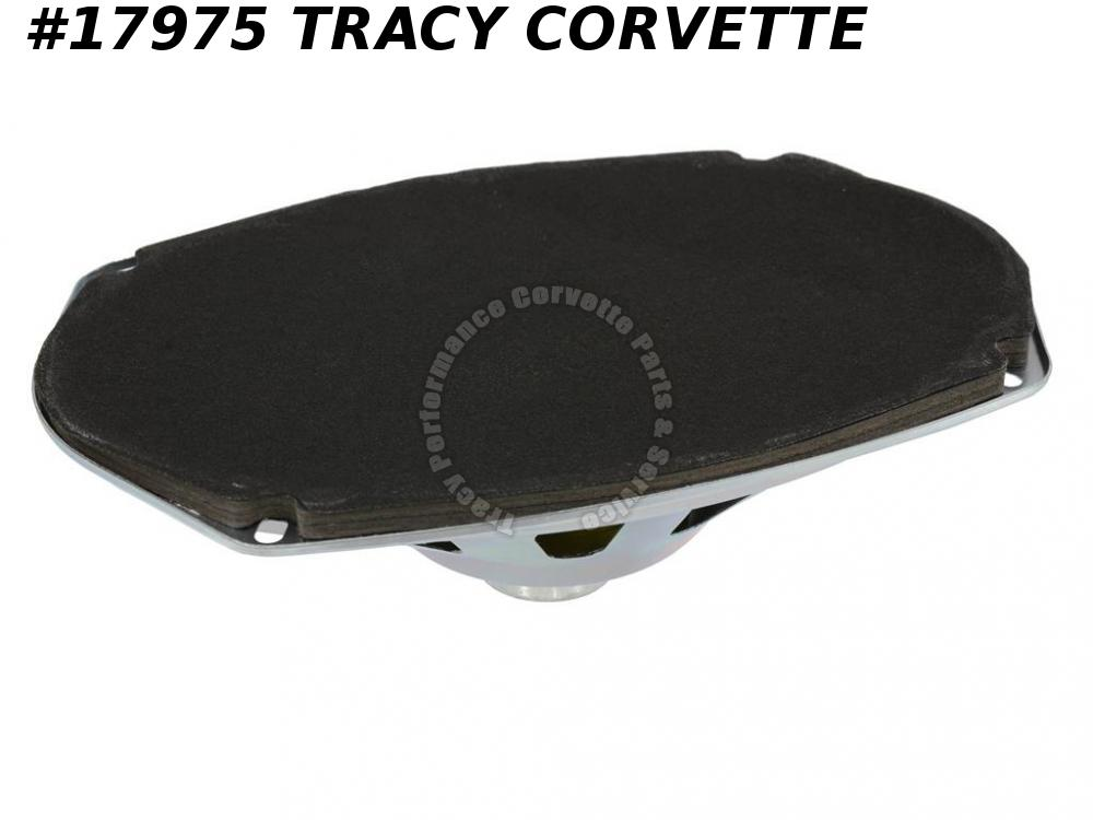 "1978-1989 Corvette Speaker  6"" X 9"" - 8 Ohm Without Bose Audio"
