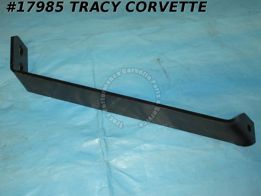 1963 Corvette Bumper Bracket 3797444 Front Outer Right - Thick 63 Correct
