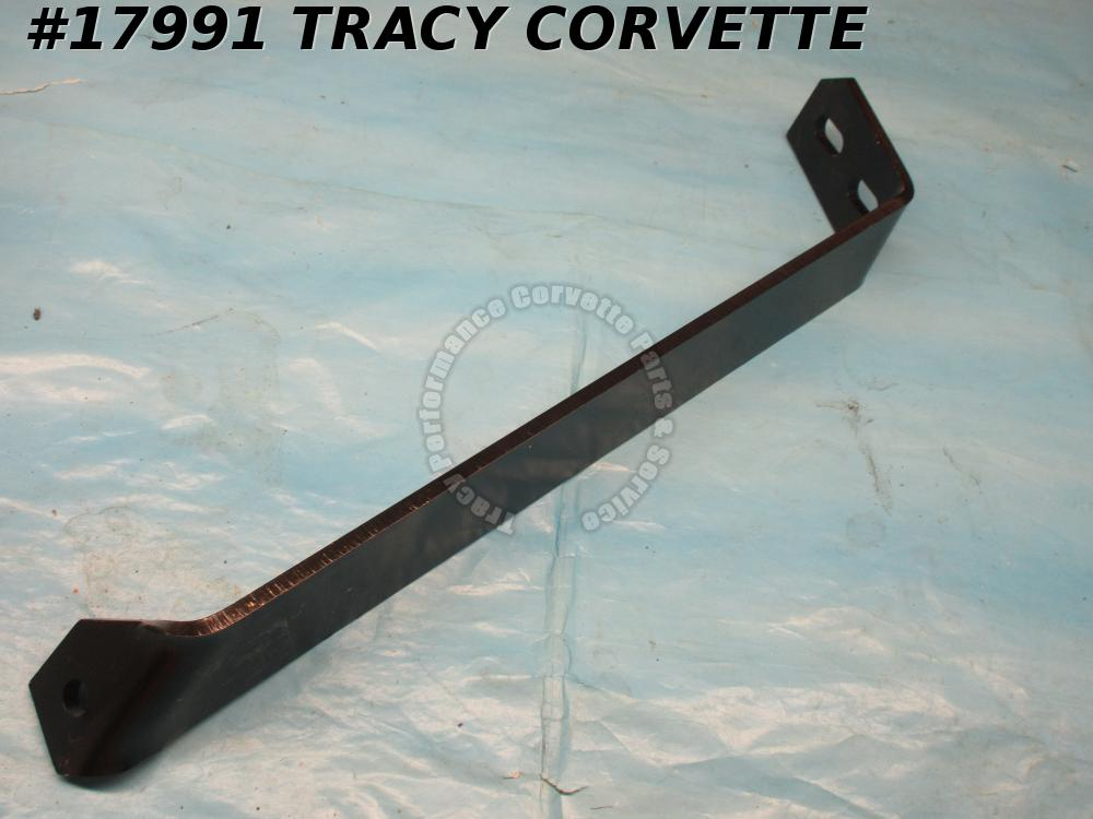 1963 Corvette Bumper Bracket GM# 3797443 Front Outer Left - Thick