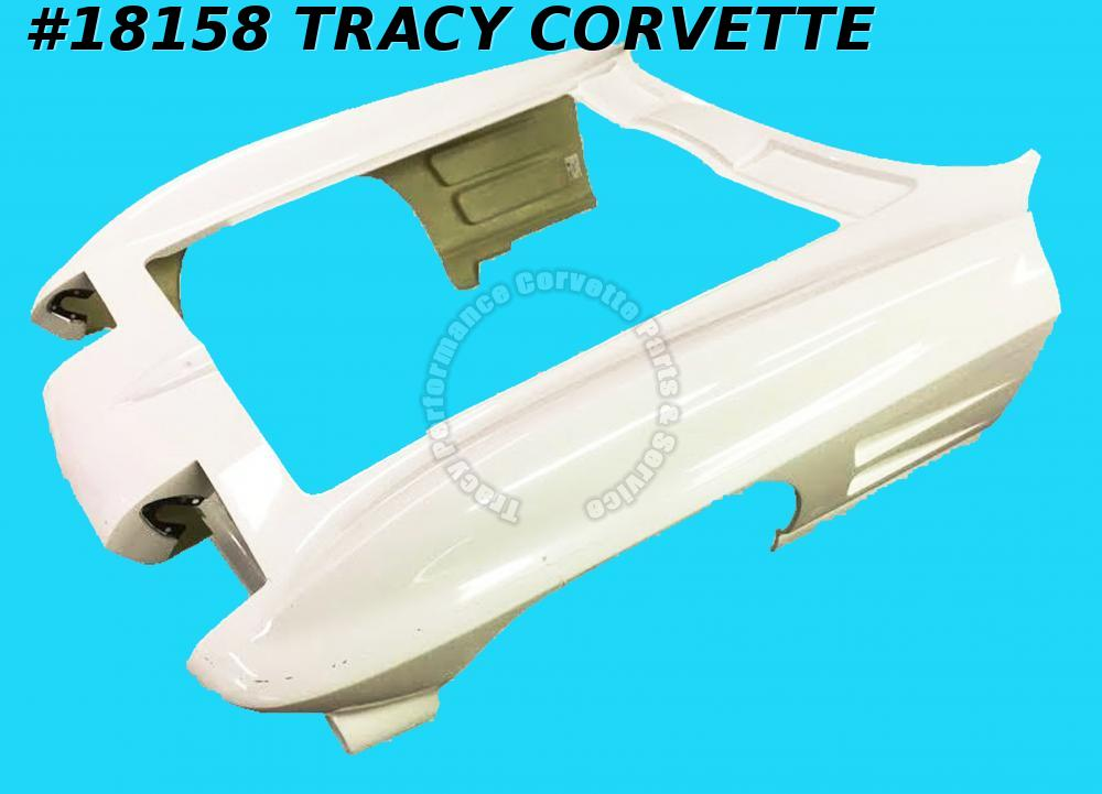 1963-1964 Corvette Front End One-Piece Fiberglass Clip HLU Door 2 Door *InStock*
