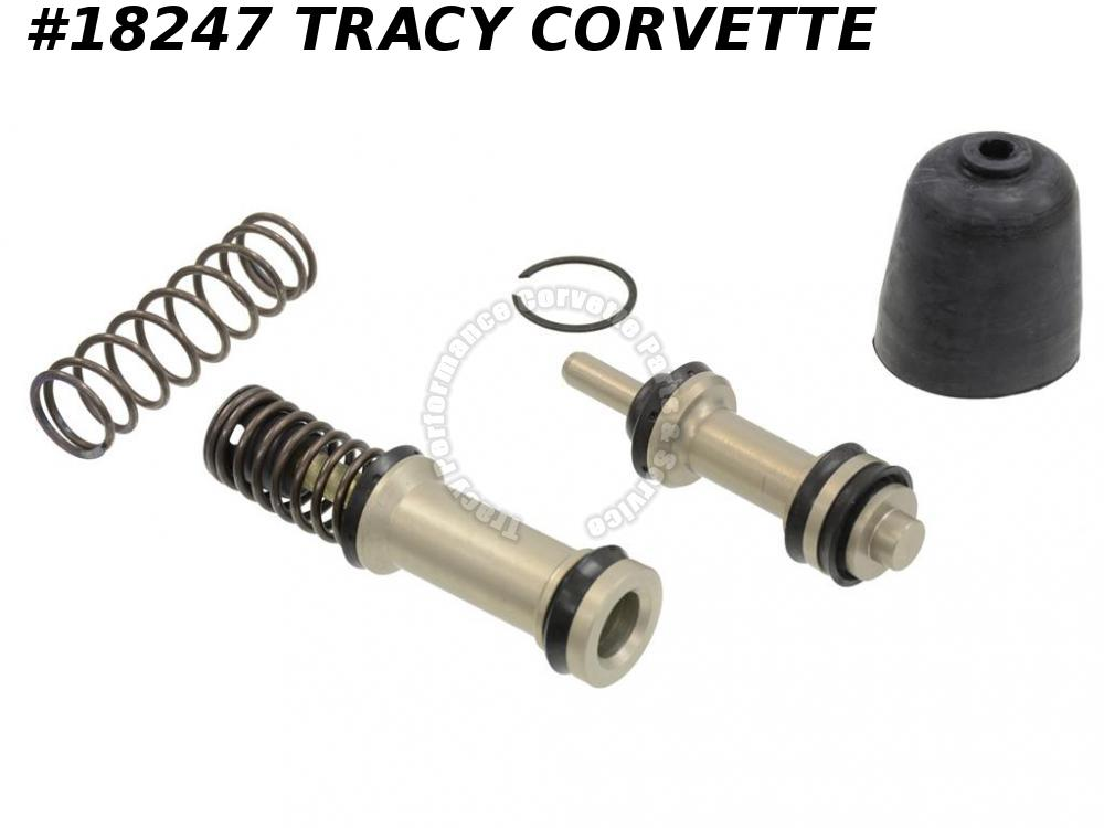 1967-1976 Corvette Master Cylinder Rebuild Kit - No Power Brake