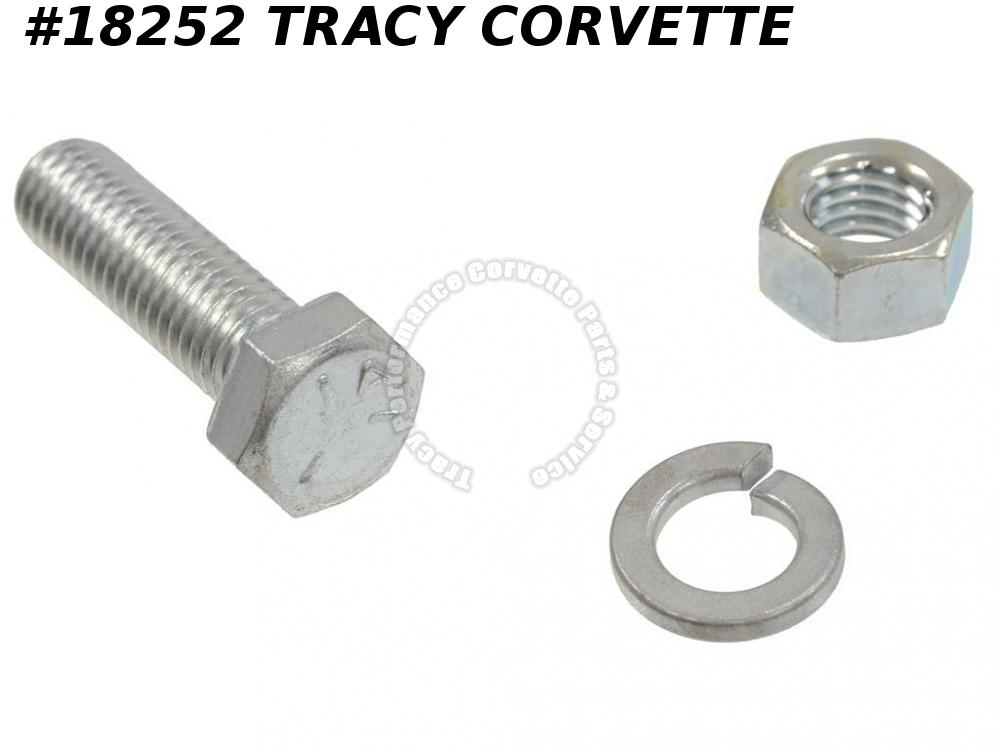 1968-1982 Corvette Parking / Emergency Brake Cable Pulley Bolt
