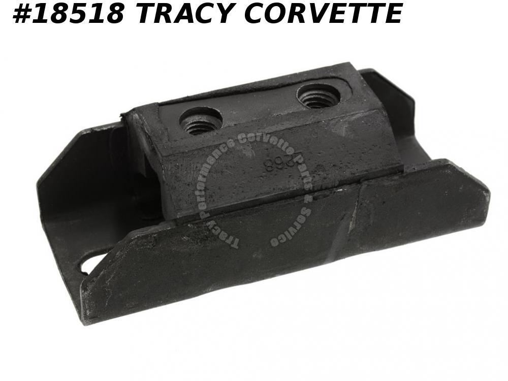 1968-1977 Corvette Transmission Mount GM# 3872247 Automatic Rubber TH 400