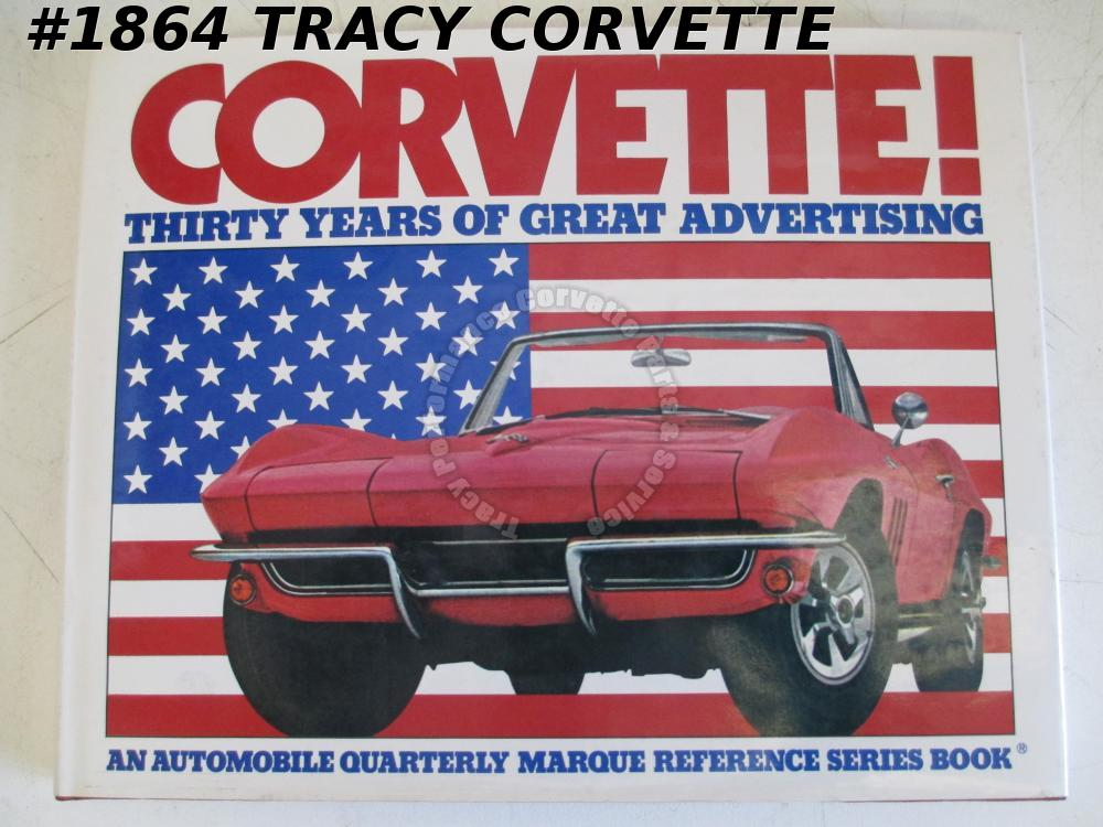 CORVETTE Thirty Years of Great Advertising Automobile Quarterly Marque Series 83