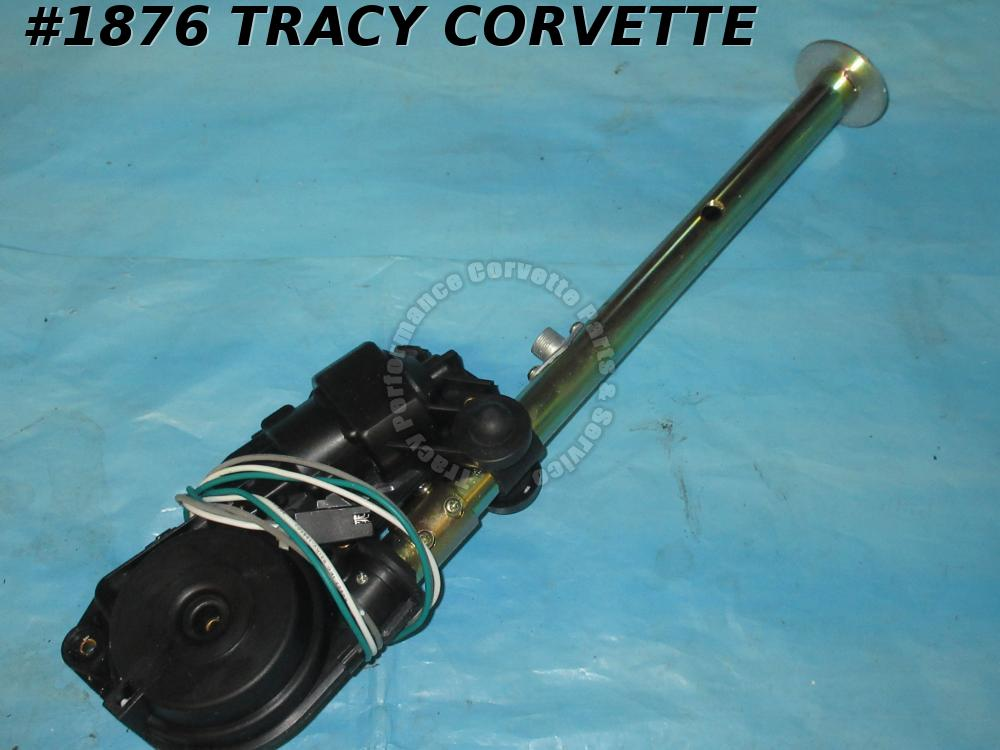 1978-1982 Corvette New Reproduction Power Antenna Assembly 78 79 1979 80 1981 82