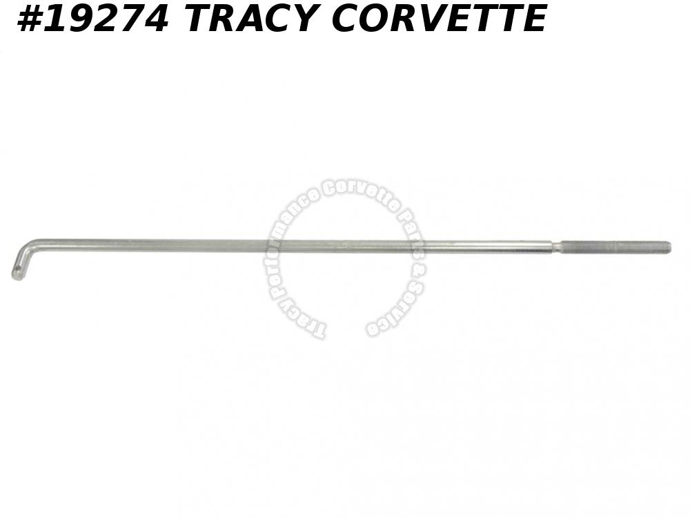 1963-1965 Corvette Accelerator Rod - Correct - Except Fuel Injection      1964
